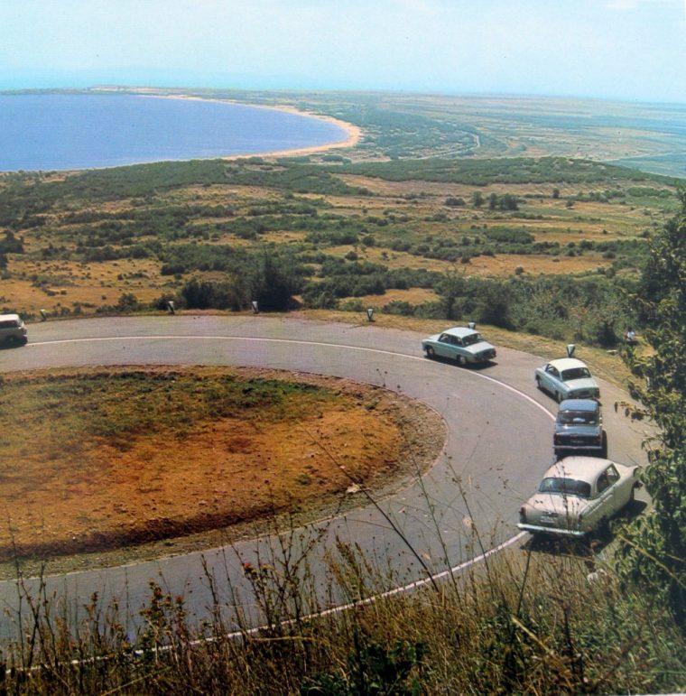 Така изглеждаше Слънчев бряг от 60-те.. Без бетон и само с Българи.. 60
