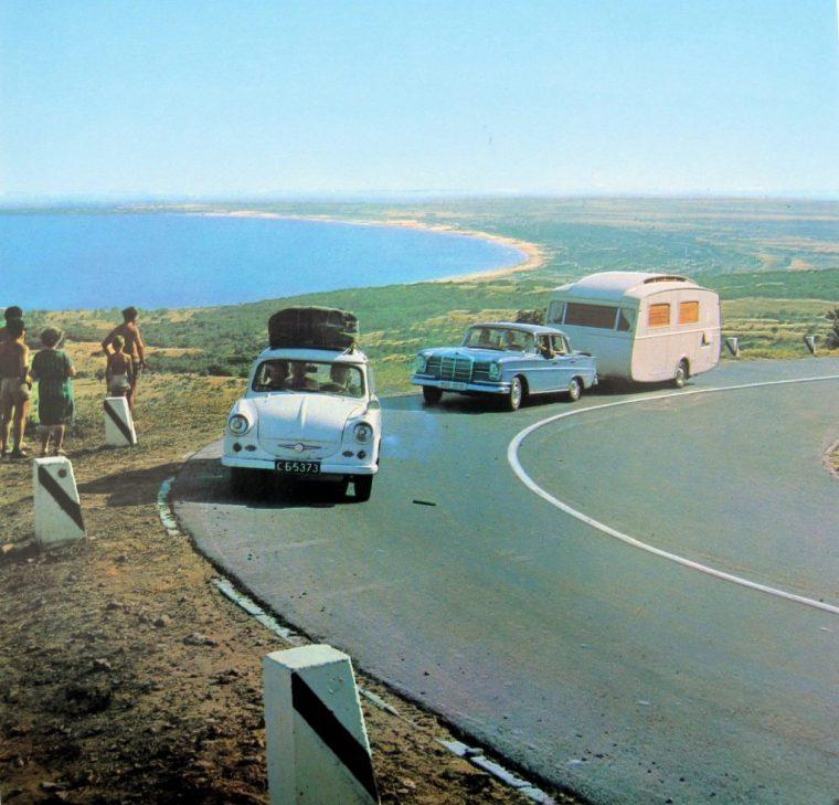 Така изглеждаше Слънчев бряг от 60-те.. Без бетон и само с Българи.. 59
