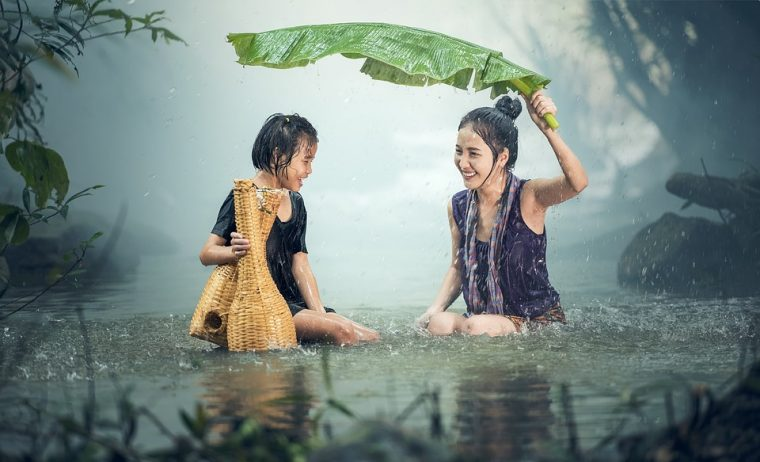 Непознатата, която не изпитваше страх към дъжда 10