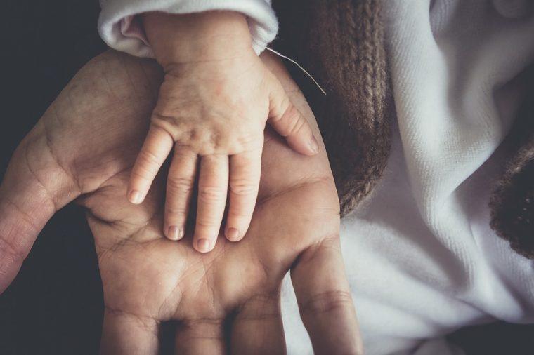 Детето, което осинових и стана мое собствено, ме дари с бъбрек 33