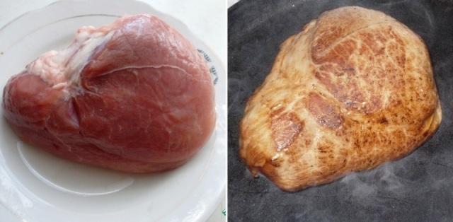 Месото трябва да се пече наобратно за да стане сочно, крехко и с хрупкава коричка 58