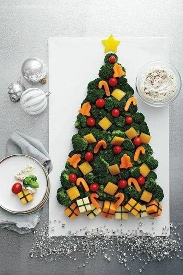 Идеи за декорация на ястията за празнична трапеза 64