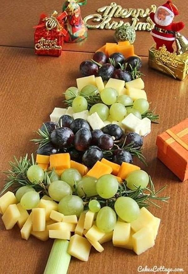 Идеи за декорация на ястията за празнична трапеза 65