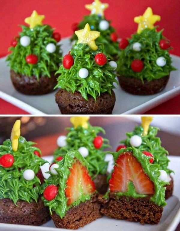 Идеи за декорация на ястията за празнична трапеза 67