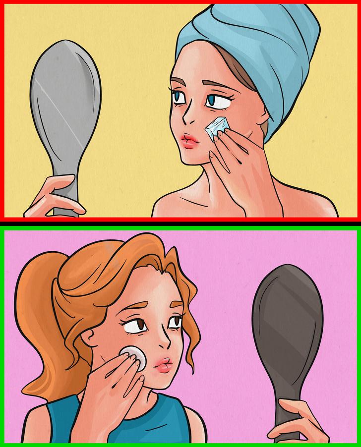 Съветите за красота, които всъщност не помагат на външния ни вид 37