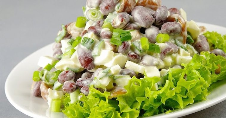 10 салати с боб, които едва ли сте пробвали - По-вкусни едва ли ще ядете някъде 9