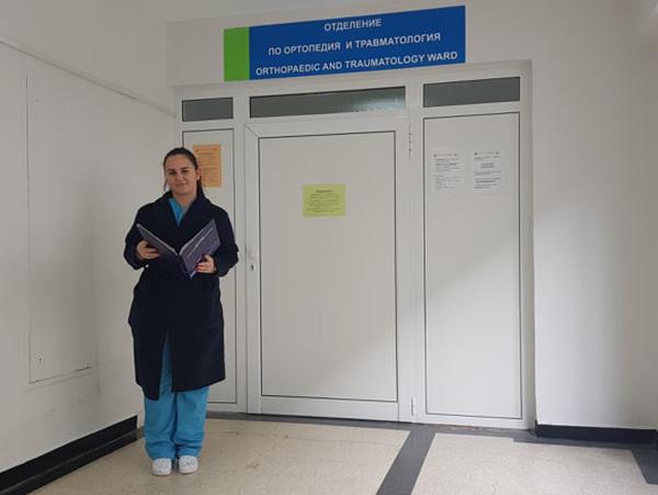 Личност на 2018-та година: Д-р Стоян Христов – за всичко, което дава на отделението по ортопедия в УМБАЛ-Бургас 34