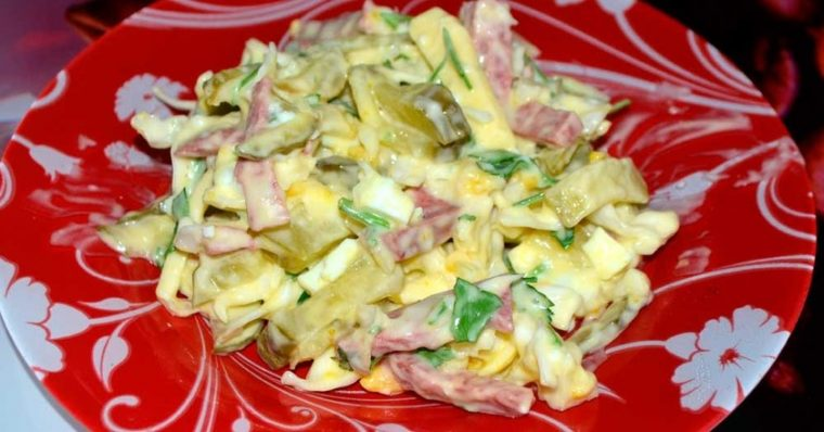 10 салати с боб, които едва ли сте пробвали - По-вкусни едва ли ще ядете някъде 13