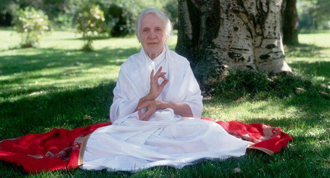 Златните правила за хранене на една от първите йоги Индра Деви доживяла до 103 годишна възраст 58