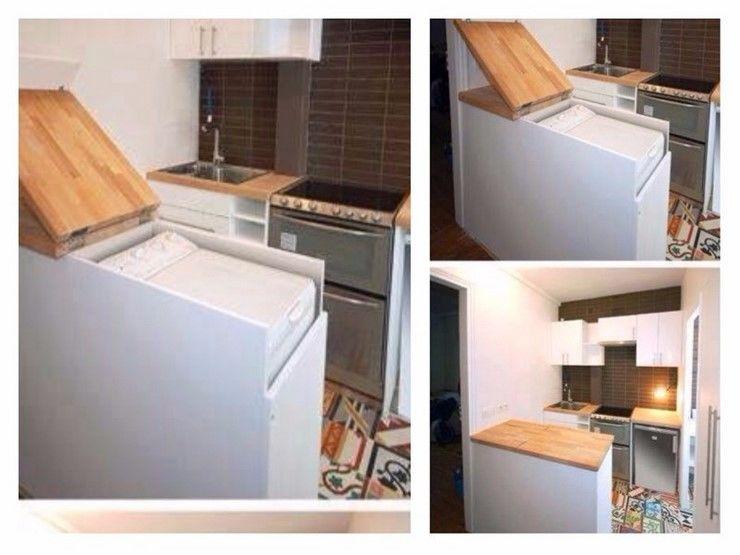 Хитър начин да използвате, двойно повече пространството, което имате, ако жилището ви е малко (СНИМКИ) 67
