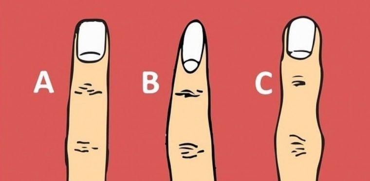 Средният пръст разкрива дали имате голямо сърце и какви тип човек сте 56