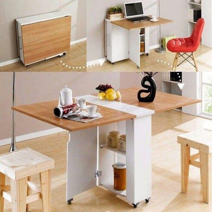 Хитър начин да използвате, двойно повече пространството, което имате, ако жилището ви е малко (СНИМКИ) 73