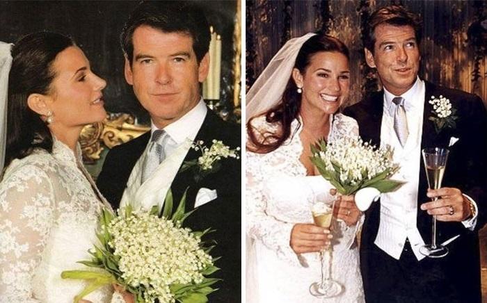 Джеймс Бонд все още е лудо влюбен жена си след 25 години брак (СНИМКИ) 57