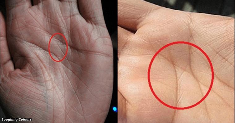 """Много малък % от хората я притежават: Ето колко страхотно е да имате """"Х"""" върху дланта си 14"""
