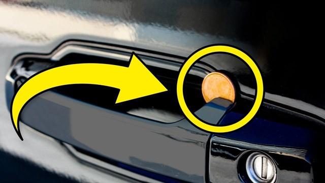 Крадци използват елементарен, но ефективен метод за проникване в набелязани автомобили без взлом. 32