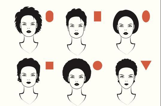 Изберете правилната прическа, която ще ви отива най- много според формата на лицето ви 8