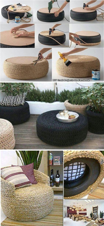 Няколко страхотни идеи дома и градината, които трябва да ги изпробваш 62