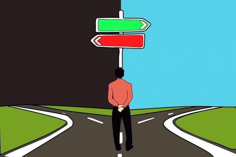 Престанете да мрънкате! Притча за грешния избор 8