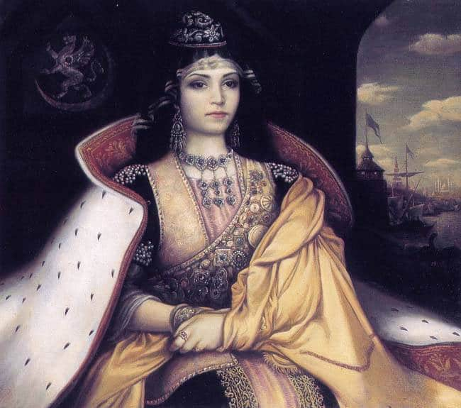 Историята на последната царица на Волжка България е изключително интересна 54