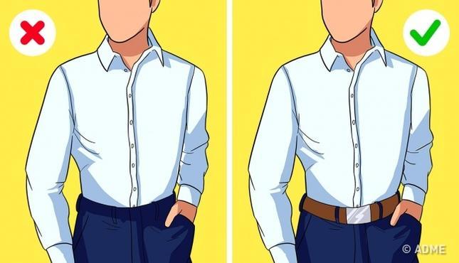 Правила за обличане, които всеки трябва да знае (СНИМКИ) 59