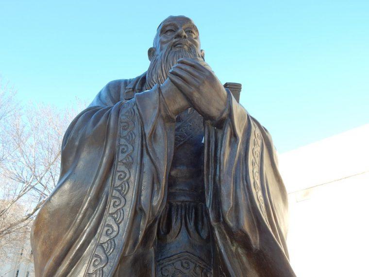 Докогато човек е жив, никога не трябва да се отчайва... е казал някога Конфуций 54