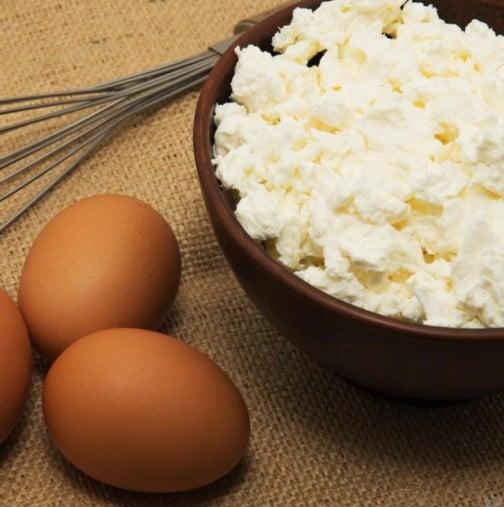 Много полезна програма с извара и яйца. Хапваш и сваляш 54