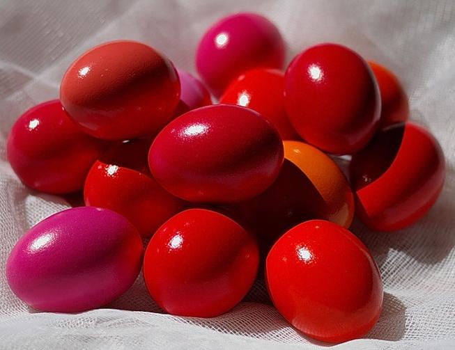 Kак да си направим идеалното Великденско червено яйце без химия и оцветители 56