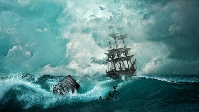 Мъдра притча за корабокрушенията, които ни отвеждат на нов бряг 8