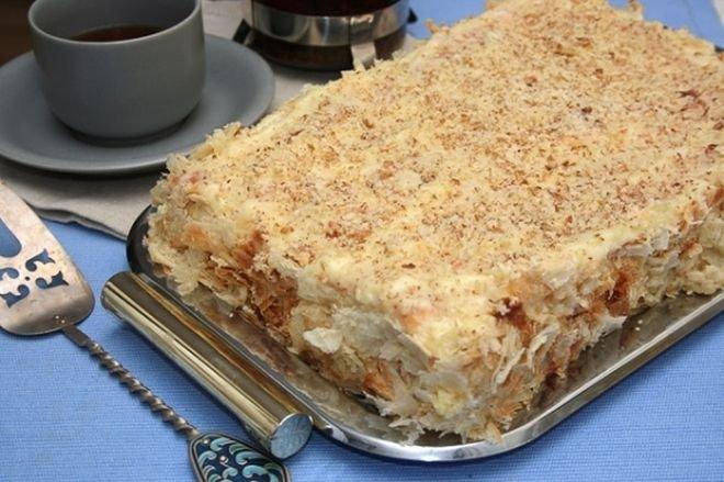 Рецептата за любимата торта Наполеон на цяла България 54