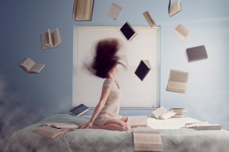 Историята за четенето на книги и как може да ви докарат неприятности 58