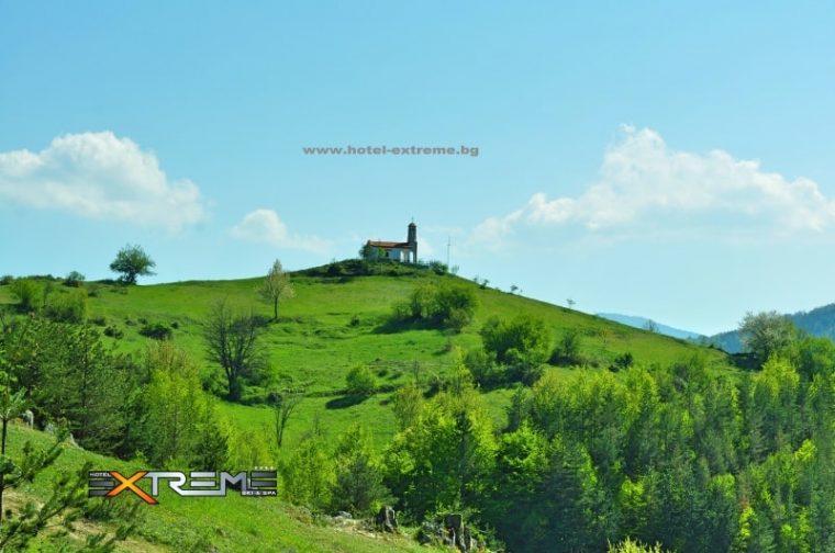 Кръстова гора - едно от най-значимите християнски средища в България 55