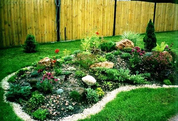 Най-новата мода в двора, е каменната градина - Красота без много усилия (СНИМКИ) 57