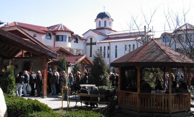 """Много хора посещават манастира """"Свети Мина"""", заради енергията там 10"""