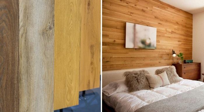 15 Страхони идеи на употребата на ламинат за различни места у дома (СНИМКИ) 65