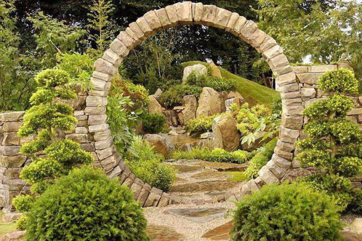 Най-новата мода в двора, е каменната градина - Красота без много усилия (СНИМКИ) 66