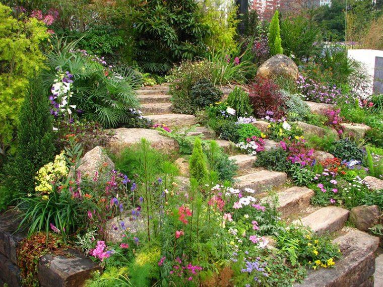 Най-новата мода в двора, е каменната градина - Красота без много усилия (СНИМКИ) 65