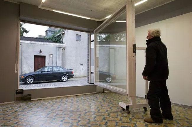 Забраниха му да постави гаражна врата, затова той надхитри системата (СНИМКИ) 25