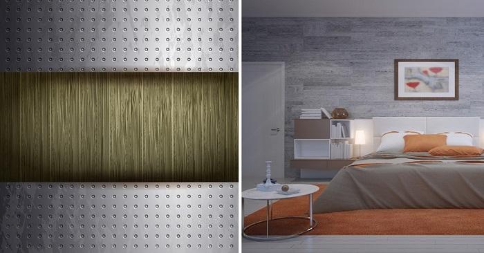 15 Страхони идеи на употребата на ламинат за различни места у дома (СНИМКИ) 55