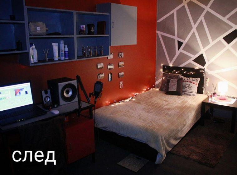 Млад българин сам преобрази стаята в общежитието си в Студентски град (СНИМКИ) 56