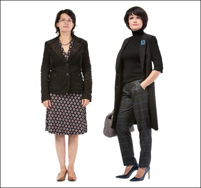 Стилист преобрази няколко жени и ги превърна в неустоими красавици (СНИМКИ) 70