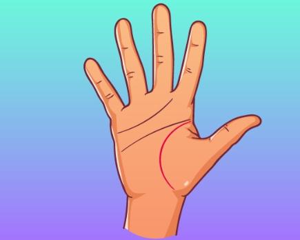 Бързо гледане на ръка - Какво казва линията на живота 59