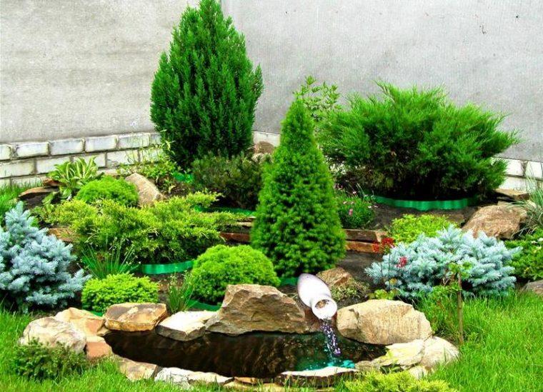 Най-новата мода в двора, е каменната градина - Красота без много усилия (СНИМКИ) 64