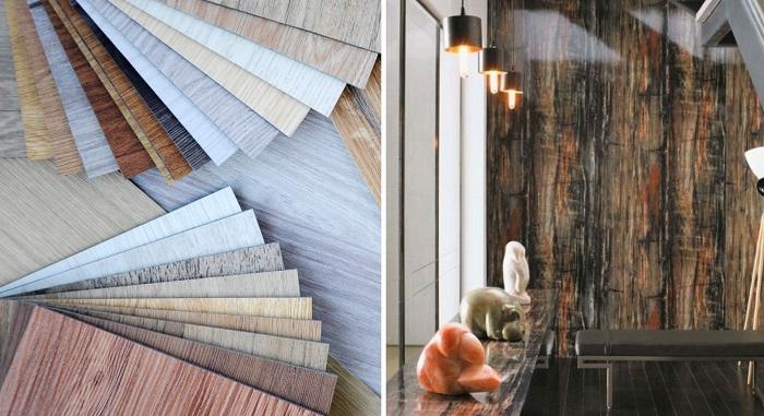15 Страхони идеи на употребата на ламинат за различни места у дома (СНИМКИ) 58