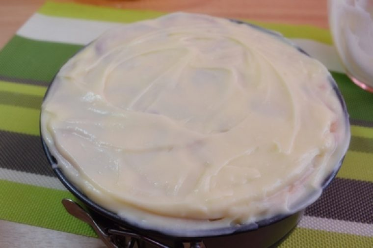 Лесна торта Наполеон 60