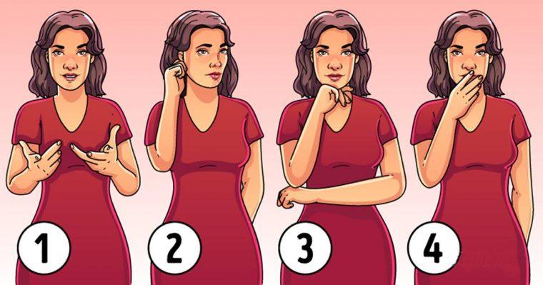 мозъчна закачка за експерти по езика на тялото! Коя жена крие нещо от вас-Тест за откриване на лъжеца 54