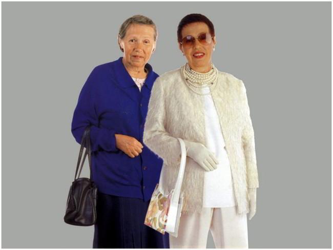 Стилист преобрази няколко жени и ги превърна в неустоими красавици (СНИМКИ) 59