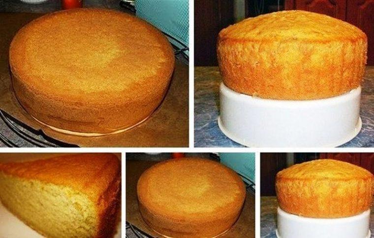 С един блат две торти. Бухва много, и се прави с лимонада 9