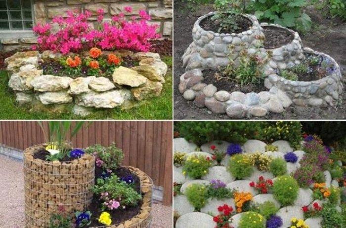 Най-новата мода в двора, е каменната градина - Красота без много усилия (СНИМКИ) 71
