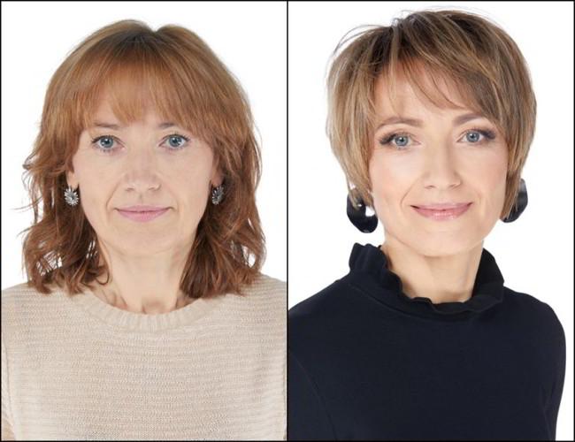 Стилист преобрази няколко жени и ги превърна в неустоими красавици (СНИМКИ) 60