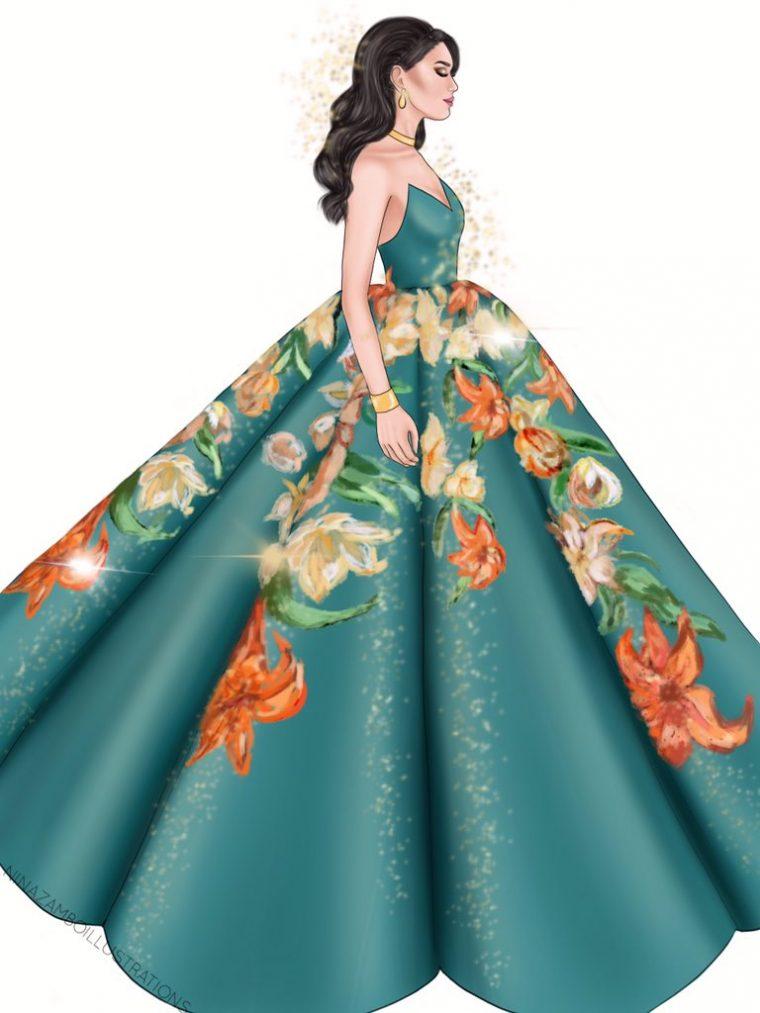 Абитуриентската рокля, която разбуни социалната мрежа от коментари (СНИМКИ) 61